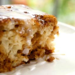 Cinnamon Bun Bread (optionally Gluten-Free, Vegan and Lower Sugar)