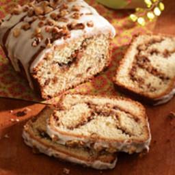 Cinnamon Bun Bread
