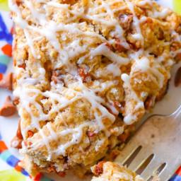 Cinnamon Chip Scones (Easy Scone Recipe)