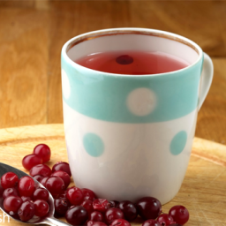 Cinnamon-Cranberry Tea
