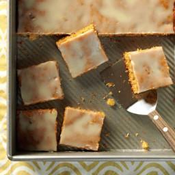 Cinnamon Nut Bars Recipe