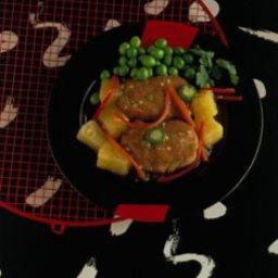 Cinnamon-Pineapple Pork