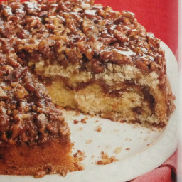 Cinnamon-Roll Coffee Cake