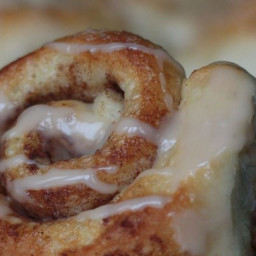 Cinnamon Rolls From Frozen Bread Dough - EASY