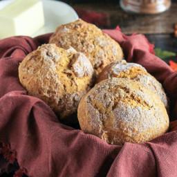 Cinnamon Sugar Pumpkin Rolls