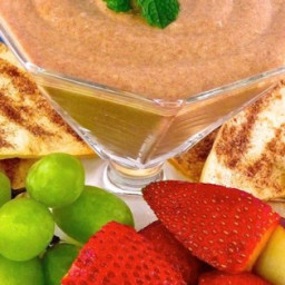 Cinnamon Yogurt Dip Recipe