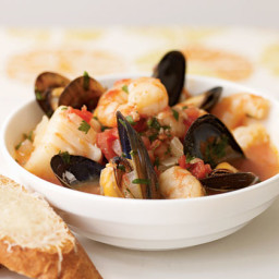 Cioppino-Style Seafood Stew