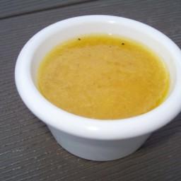 Citrus Butter Sauce
