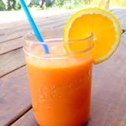 Citrus Carrot Smoothie
