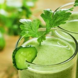 Citrus Inspired Green Juice