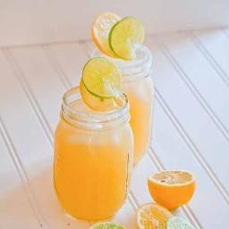 Citrus-Loaded Margaritas