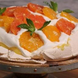 Citrus Pavlova Recipe