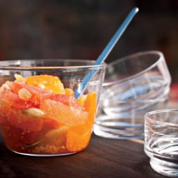Citrus Salad with Candied Ginger