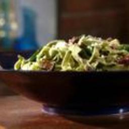 Claire's Spinach Carbonara