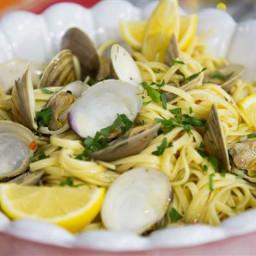 Clam Linguini