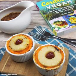 Classic Barbadian Sweet Potato Pie