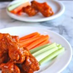 Classic Buffalo Hot Wings- The Best!