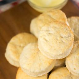 Classic Buttermilk Lard Biscuits