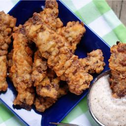Classic Chicken Fried Steak Fingers