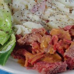 Classic Corned Beef Dinner