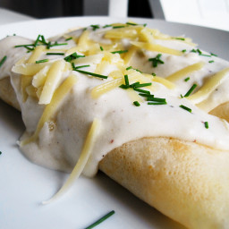 Classic French Mornay Sauce
