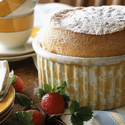 Classic French Vanilla Souffle Recipe
