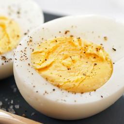 Classic Hard-Boiled Eggs