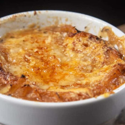 Classic Instant Pot French Onion Soup