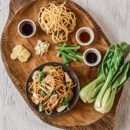 Classic Lo Mein Noodles