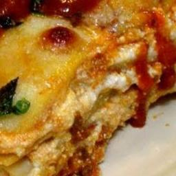Classic Meat & Cheese Lasagna Recipe