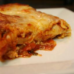 Classic Meat Lasagna Recipe