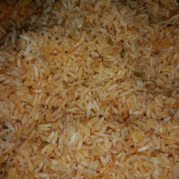 Classic Mexican Red Rice (Arroz Rojo)