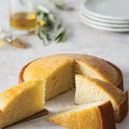 Classic Olive Oil Cake