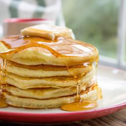 Classic Pantry Pancakes