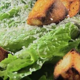 Classic Restaurant Caesar Salad