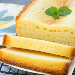 Classic Ricotta Pound Cake