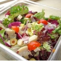 Classic Tossed Salad Recipe