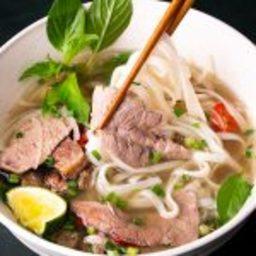 Classic Vietnamese Beef Pho
