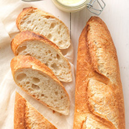 Classic Baguettes and Stuffed Baguettes