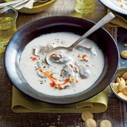 Classic Oyster Stew