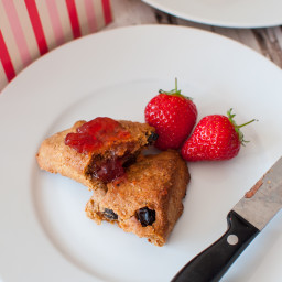 Clean eating scones recipe