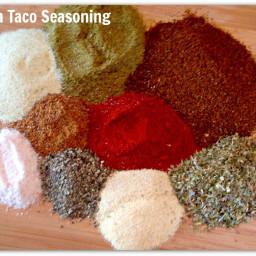 Clean Taco Seasoning