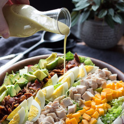 Cobb Salad Dressing Recipe