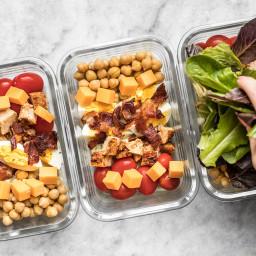 Cobb Salad Meal Prep