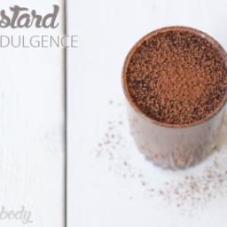 Cocoa Custard