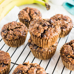 Coconut Almond Paleo Breakfast Muffins