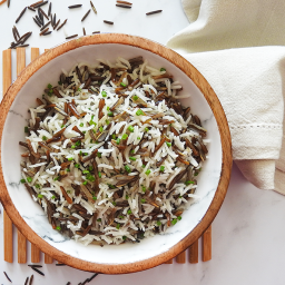 Coconut Basmati & Wild Rice
