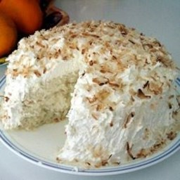 Coconut Cake I Recipe