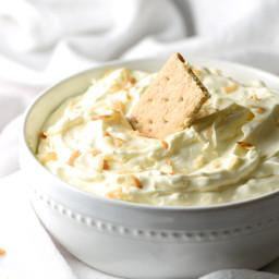Coconut Cream Pie Dip