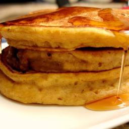 Coconut Flour pancakes - Gluten free, Paleo, High Fibre